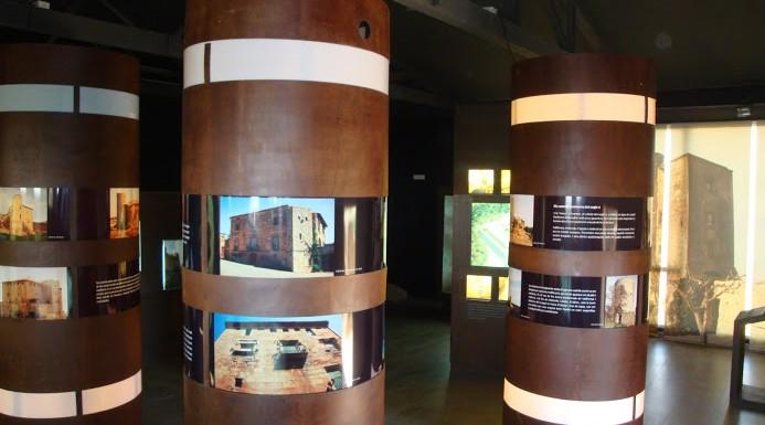Centre Interpretació dels Castells del Sió a Concabella
